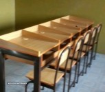 Anti-Vandals School Furniture