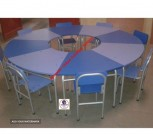 Kindergarten Classroom Tables and Chairs