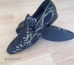 AngeloRuffo Animal Print Shoes